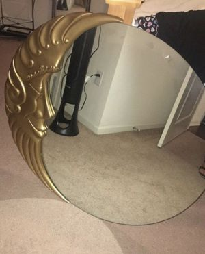 Beautiful Celestial Moon Mirror for Sale in Tampa, FL