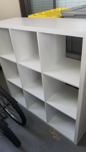White Cube Shelving for Sale in Escondido, CA