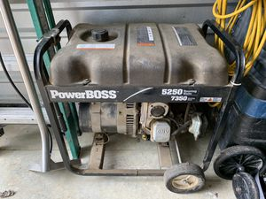 Portable generator for Sale in Ontario, OH