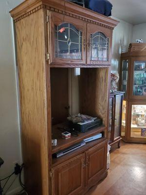Entertainment center for Sale in Longview, TX