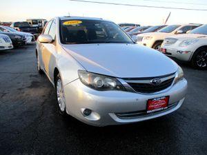 2009 Subaru Impreza Sedan for Sale in Frankfort, IL