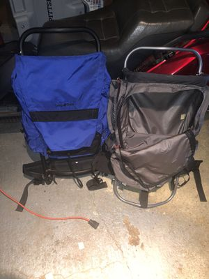 Two hiking backpacks for Sale in Seven Hills, OH