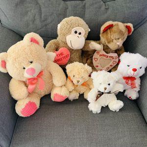 Valentines Teddy bears for Sale in Miami, FL