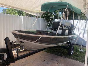 Sea Nymph aluminum boat for Sale in Opa-locka, FL