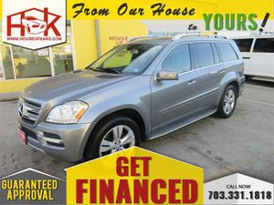 2012 Mercedes-Benz GL-Class for Sale in Manassas, VA
