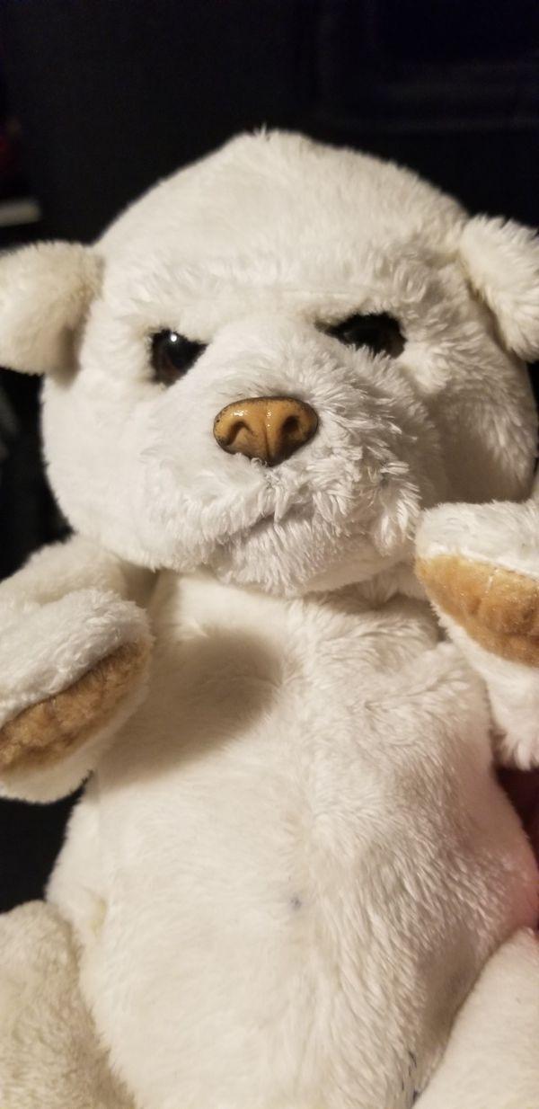 Baby furreal friends polar bear