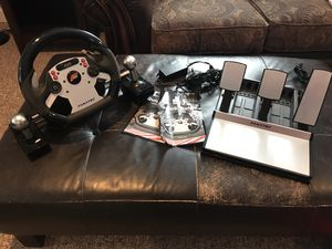 Fanatec Racing game controls for Sale in Fort Washington, MD
