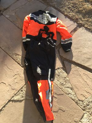 Motorcycle Gear, rain gear, helmets, leather, bags. for Sale in Denver, CO