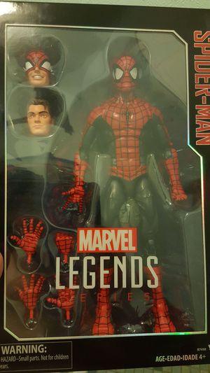 12 inch Marvel Legends Spiderman for Sale in Lakeland, FL