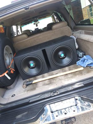 Nemesis audio system for Sale in Plano, TX