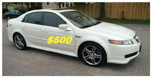 🌸🌸5OO Selling my 2004 Acura TL.🌸🌸 for Sale in Washington, DC
