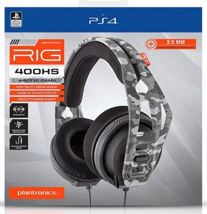 Gaming Headsets - 3D Surround Sound - NEW - Plantronics Rigg400 - Xbox/PS4 for Sale in Ellicott City, MD