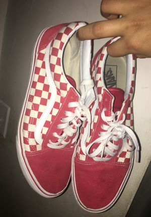 Vans sz 12 for Sale in Arlington, VA
