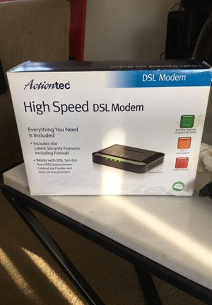 DSL Modem! Still in box! for Sale in San Diego, CA