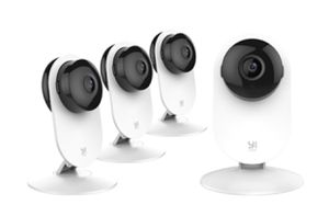 ** NEW IN BOX ** YI (4) HD Night Vision 1080P Cloud or SD Card Home Camera Surveillance System AI+ for Sale in Chandler, AZ