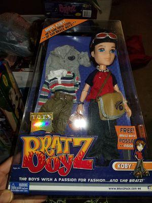 Koby boy bratz doll for Sale in Sacramento, CA