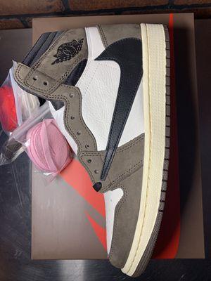 Jordan 1 Retro High Travis Scott 10.5 for Sale in Irving, TX
