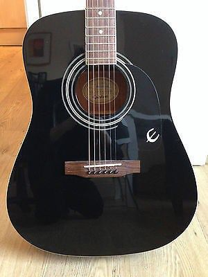 Epiphone Brand New Acoustic Guitar - Black for Sale in Austin, TX
