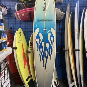 """Bill Stewart 9'0"""" Longboard surfboard for Sale in Huntington Beach, CA"""
