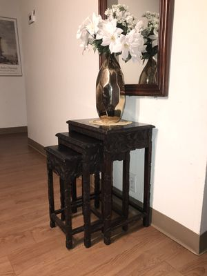 Nesting table for Sale in Concord, CA