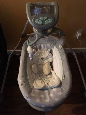 Baby ingenuity swing for Sale in Seattle, WA
