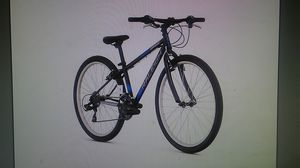 New in box raleigh bike talus 26inch mountain bike black 21 speed for Sale in Columbus, OH