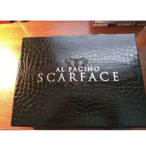 Scarface Anniversary Edition Gift Box Set (DVD, 2003, 2-Disc) lobby cards for Sale in Philadelphia, PA