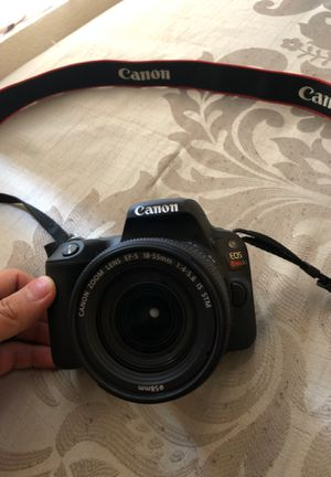 Canon sl2 camera for Sale in Lake Forest, CA
