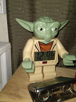 Yoda Clock for Sale in Killeen,  TX