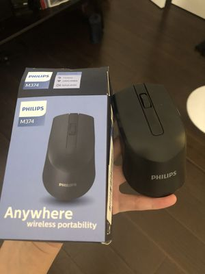 Wireless Computer/Laptop Mouse Philips M374 for Sale in Oakland, CA