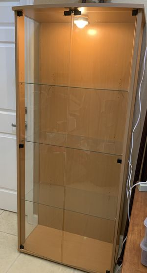 Beautiful Cabinet Shelf,Reduced Priced! for Sale in Miami, FL
