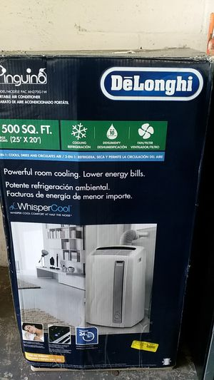 Portable air conditioner a\c 12000btu for Sale in Miami, FL