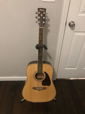 Ibanez acoustic guitar for sale for Sale in Cliffwood, NJ