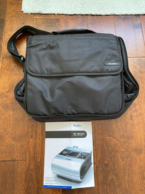 Carrying Bag for ResMed CPAP machine for Sale in Alexandria, VA