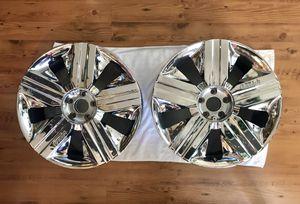 "2 Lexani Chrome Rims 20"" for Sale in Las Vegas, NV"