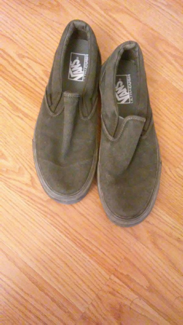 Vans slip on us 8.5