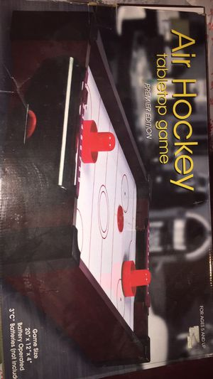 table air hockey for Sale in Tampa, FL