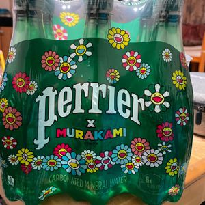 Perrier x Murakami 6 Packs Supreme Off White Bape for Sale in Redmond, WA