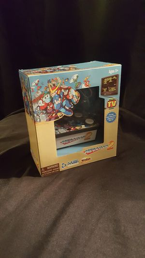 NEW SEALED Msi MEGAMAN 2 Plug and play direct to tv. for Sale in Vancouver, WA