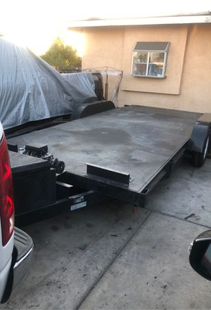 Sky car trailer 16ft for Sale in Colton, CA