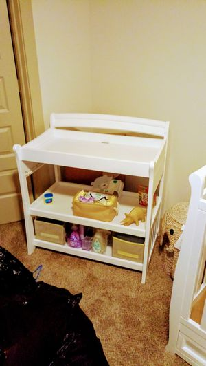 Ikea White, really good condition changing table for Sale in Plano, TX
