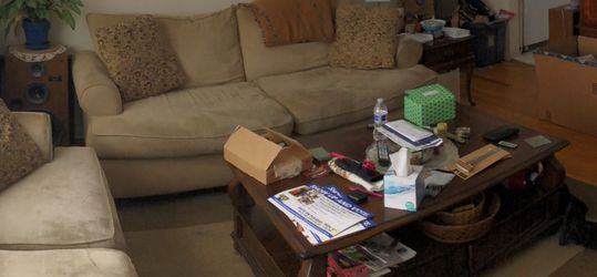 3pc living Room Set (Couch, Loveseat And Chair) for Sale in Summit,  NJ