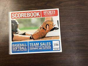 Baseball, Softball Scorebook 🥎 Great Condition ⚾️ for Sale in Bakersfield, CA