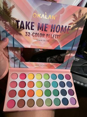 Beautiful summer color pallet ($15 firm no trades pick up in the Callaghan and culebra area 🌈 for Sale in San Antonio, TX