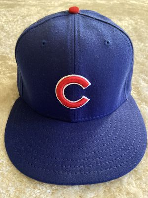 Chicago Cubs Hat Size 7 3/8 for Sale in Bremerton, WA