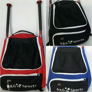 Baseball Equipment Backpack Bat Bags Sports Free Fast Shipping for Sale in Las Vegas, NV