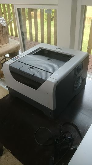 Brother HL-5370DW printer for Sale in Bellevue, WA