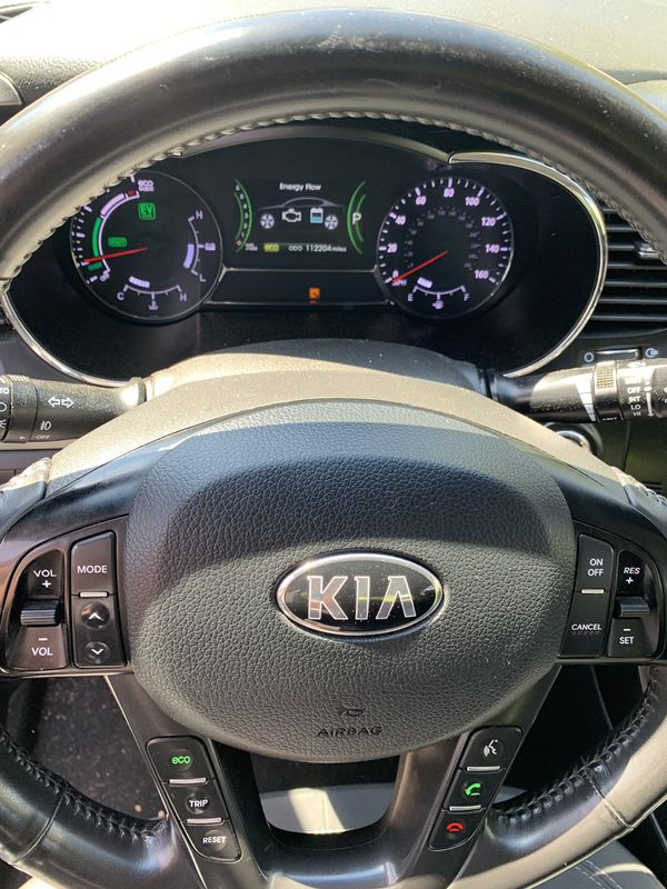 2012 Kia Optima hybrid for Sale in Raleigh, NC - OfferUp