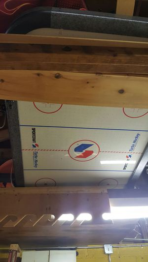 Medium size air hockey table good condition for Sale in Philadelphia, PA
