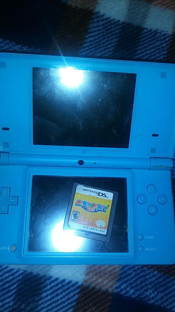 Nintendo d's